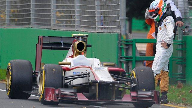 hrt F1, hispania F1