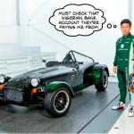 Kobayashi Abu Dhabi Caterham drive revealed