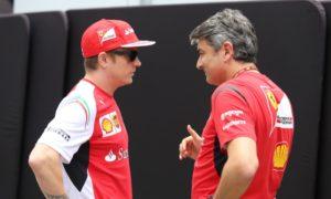 Mattiacci regrets not having long enough to fuck Ferrari up properly