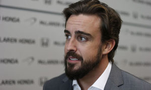 Mclaren beard maintenance final F1 career challenge, insists Alonso