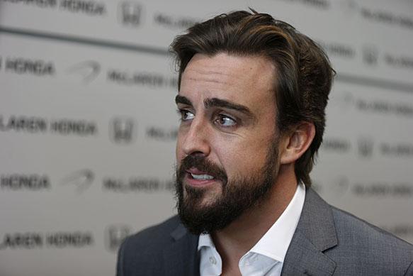 Mclaren beard maintenance final F1 career challenge, insists Alonso