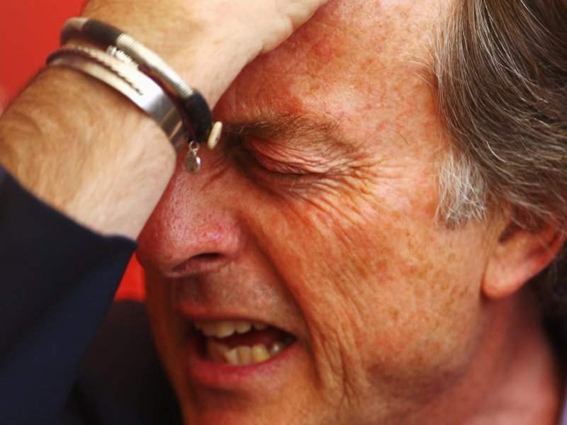 Montezemolo still banging on about unprecedented success