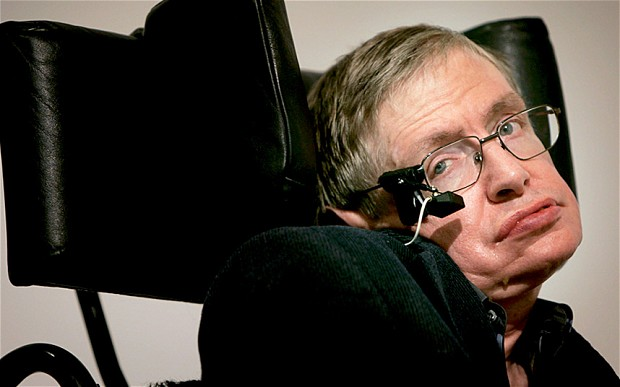 Hawking gets Lotus drive