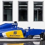 New livery 1st ever interesting Sauber thing