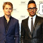 Rosberg sanitary towel-wear confession surprise