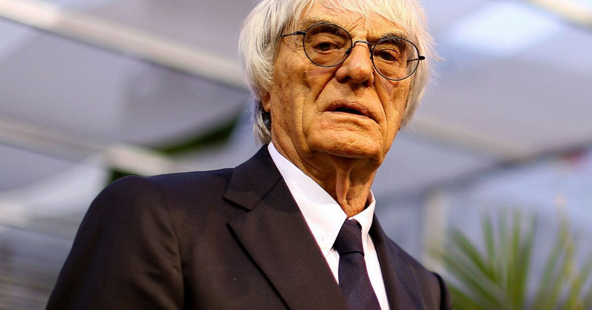 Ecclestone to somehow trump Blatter shitstorm