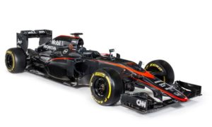 Old Mclaren livery thanks team for opportunity; wishes new Mclaren livery well