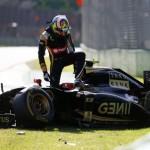 Maldonado Lotus self-harm shock