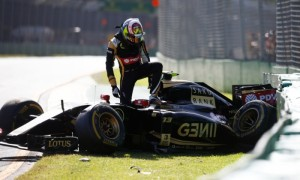 Maldonado Lotus self-harm shock