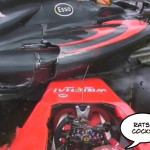 """Stupid wheelnut"" sparks Ferrari anger"