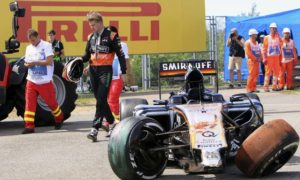 Hungaroring hit us first though, claims Force India