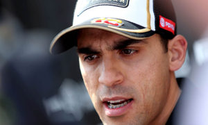 """I never touched her!!!"" Maldonado crash-blame denial"