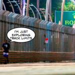 Singapore track invader cast iron defence revealed