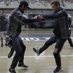 Red Bull engine gods dance ruse fails