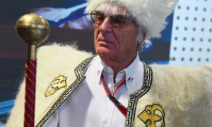 Everything absolutely fine with F1 or I'm a Cossack, says Ecclestone