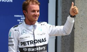 Rosberg-inspired Marvel superhero to always turn up too late to save the day