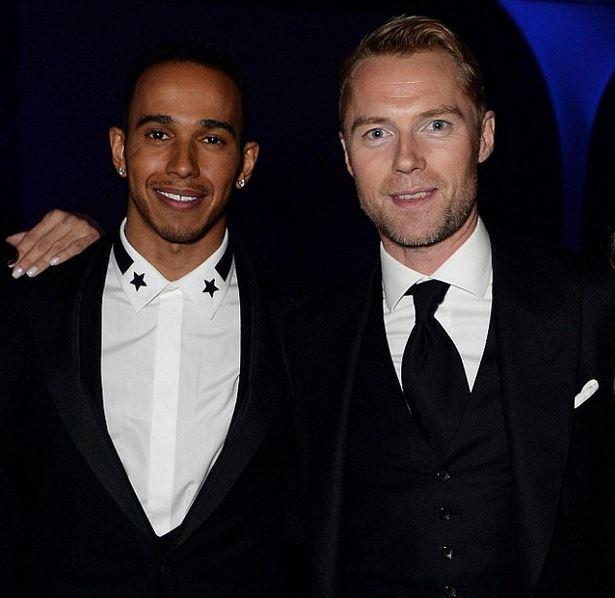 Hamilton entourage desperate to get Han Solo photo op