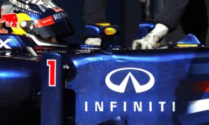 Red Bull reminds world Infiniti a thing