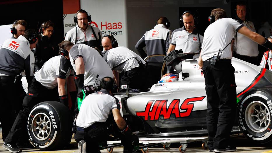 Haas F1 VF16