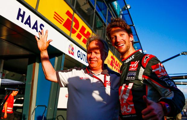 Grosjean can't remember what winning like