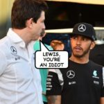 Wolff condemns Hamilton conspiracy theory idiots