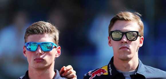 Kvyat still deciding whether to cry on the outside