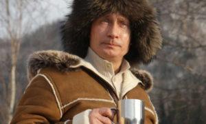 Future Putin vodka mixer to be vodka