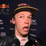 What the fuck was Kvyat on? everyone thinking