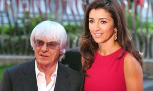 Ecclestone mother-in-law kept amused during kidnap with Ecclestone jokes