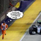 Singapore Grand Prix 2016
