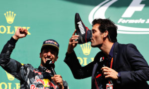 Webber finally expunges Valencia terror