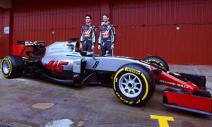 Oh yeah – Haas, go F1 fans