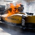 Kevin Magnussen, Renault, Malaysia 2016