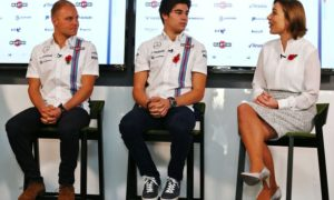 Williams, Stroll unsure who bitch going to be