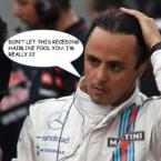 Massa Williams Bottas