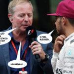 Brundle 2016 Monaco heart attack revelation