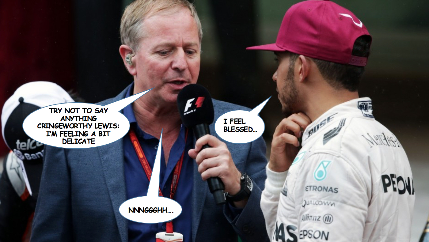 Brundle 2016 Monaco heart attack revelation