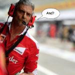 Ferrari team order conspiracy theory reaction