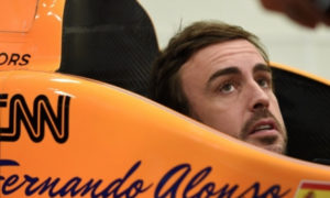 Alonso suddenly remembers Days of Thunder was the one he liked