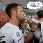 Button Monaco preparation ramps up