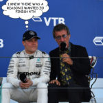 Bottas day to be cherished now wishing to be forgotten