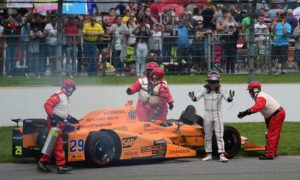 Honda confirms Alonso curse