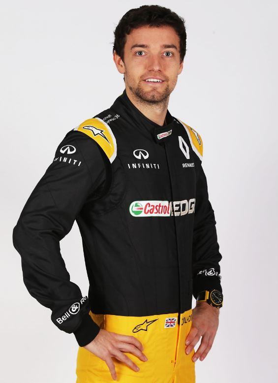 Jolyon Palmer, Renault F1 team 2017