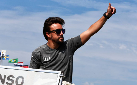 "Alonso spending rest of 2017 going ""I told you so"""