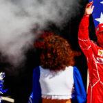 American razzamatazz ruined by F1 race