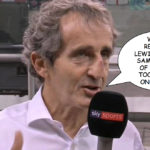 Shock Prost injury revelation