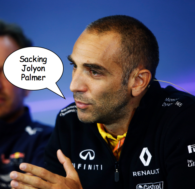 Cyril Abitebould explains Renault F1 2017 gains
