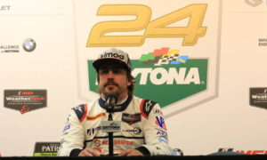 """Are racing Gods taking the piss out of me?"" asks 13th placed Alonso"