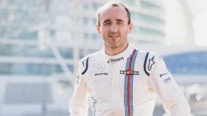 Robert Kubica Williams F1 2018