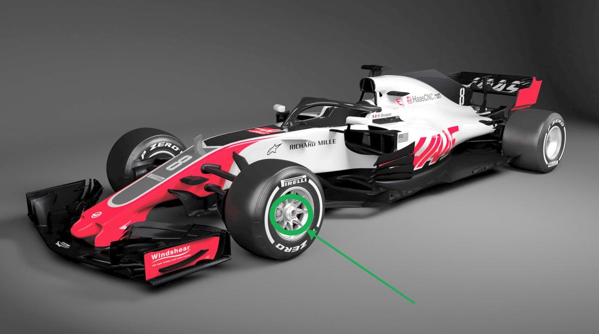 Ferrari leant us Fiat wheelnuts, admit Haas